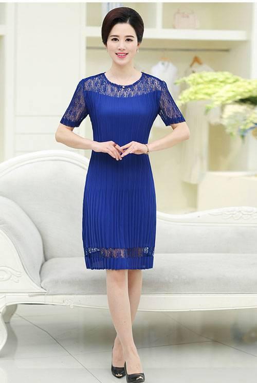 Những gam màu váy đầm công sở nào phù hợp tuổi trung niên u40 u50?