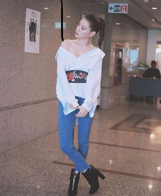 Gu thời trang công sở đỉnh cao của nữ diễn viên Baifern Pimchanok (Chiếc lá cuốn bay)