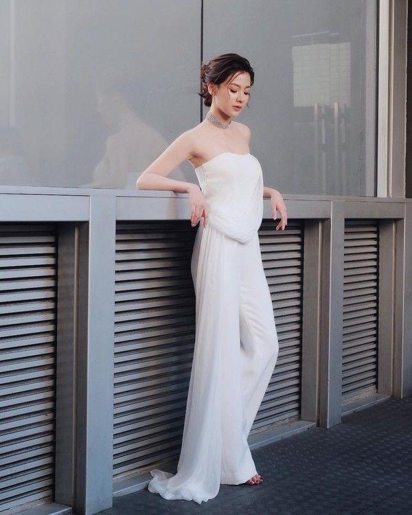 Gu thời trang công sở đỉnh cao của nữ diễn viên Baifern Pimchanok 1