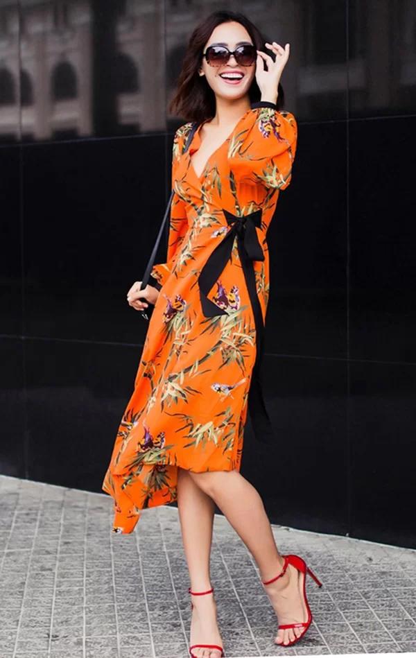 Cập nhật phong cách thời trang công sở thu đông 2019