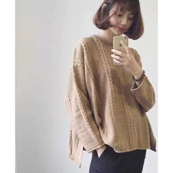 phong cách áo len thay đổi thế nào so với trước đây