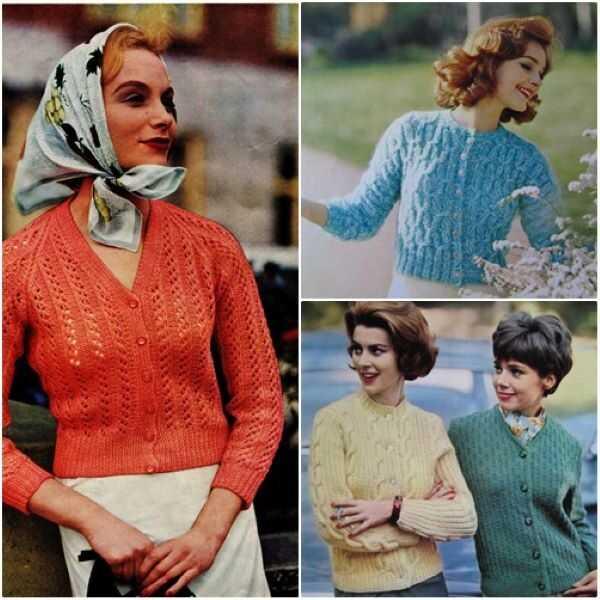 phong cách áo len thay đổi thế nào so với trước đây 2