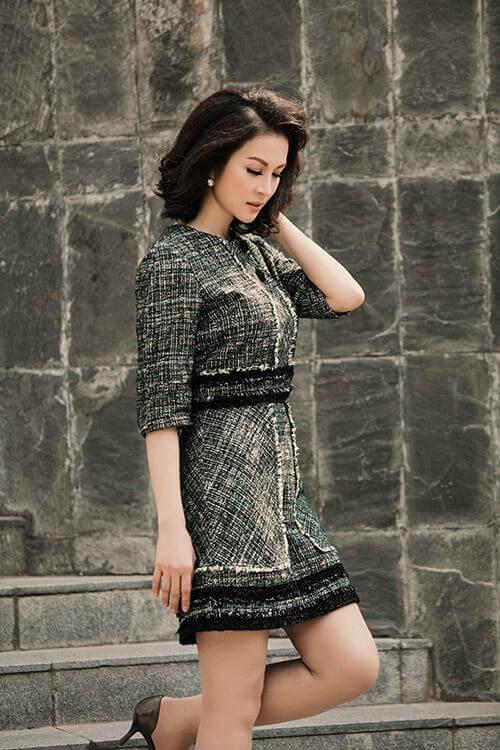 gu thời trang chuẩn giúp MC Thanh Mai luôn xinh đẹp-2